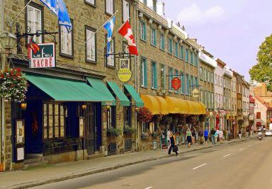 Old Quebec street