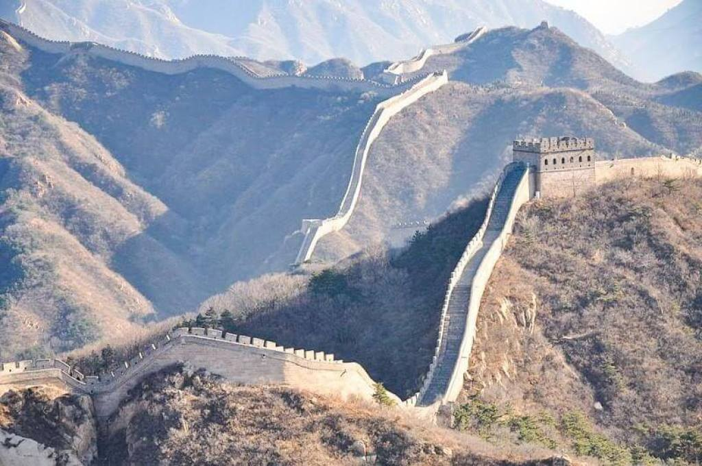 Great Wall of China bucket list
