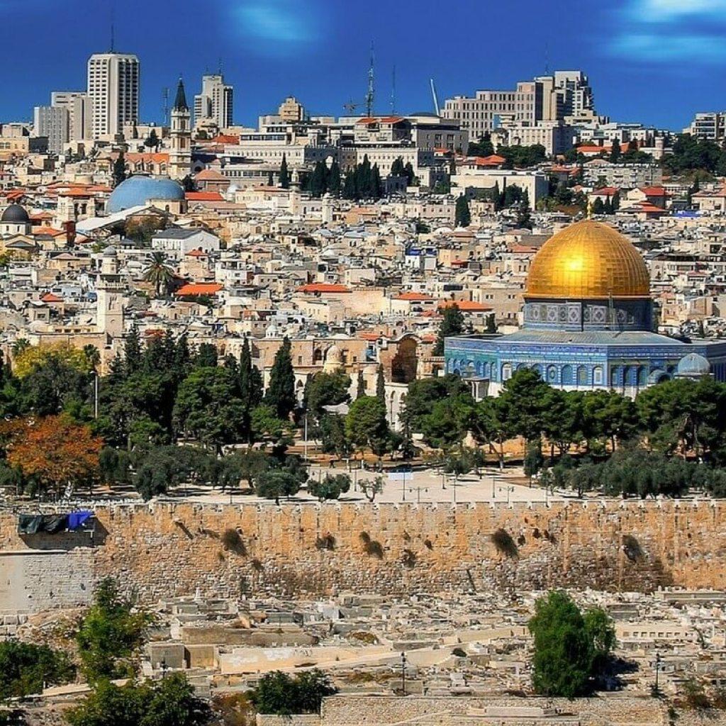 Israel visit bucket list