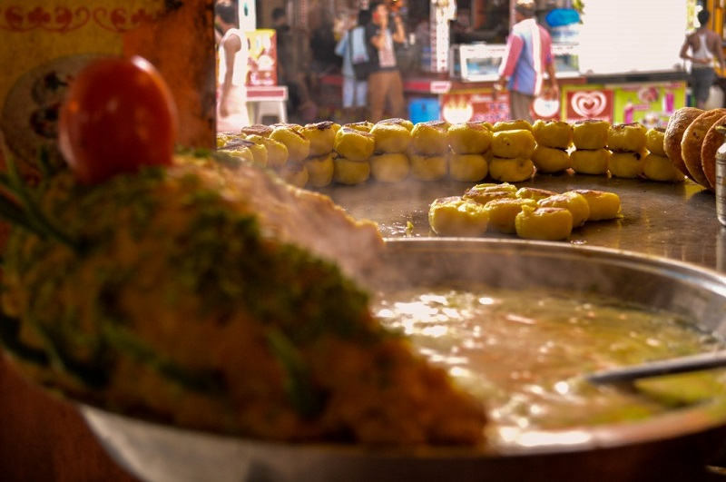 world's best street food ragda patties