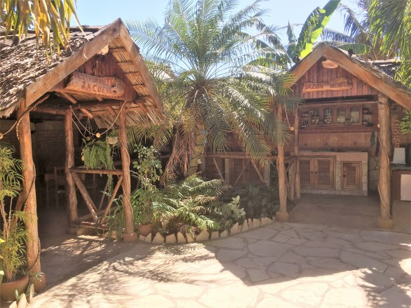 Taino Village, home of the unwanted crocodile