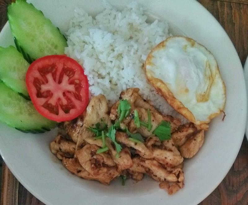 word's best street food in Changmai, Thailand