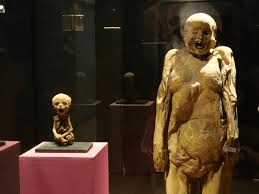 Sad story of the mummies of Guanajuato