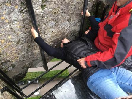 Ireland is famous for the Blarney Stone