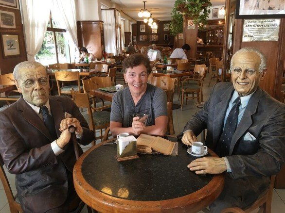 Cafe Culture. Cool things to do in Buenos Aires