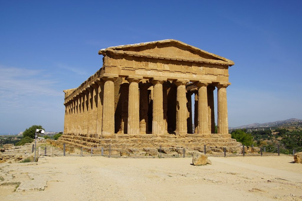 Agrigento stop on the southern Italy road trip
