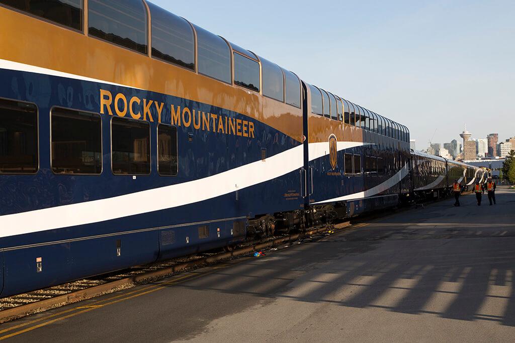 Rocky Mountaineer - scenic railway journeys
