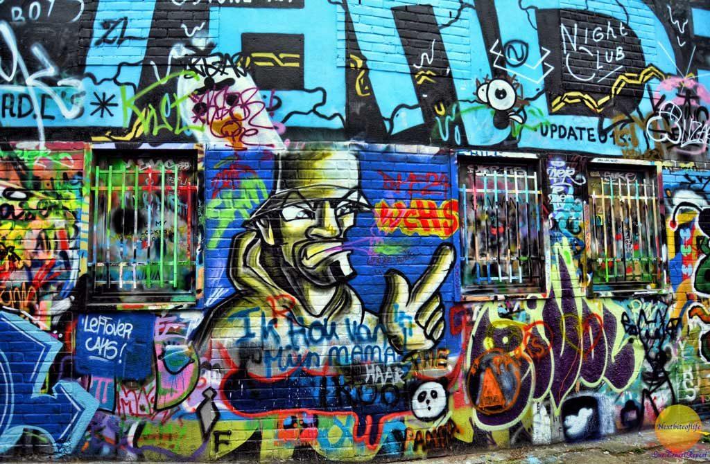 Ghent, Belgium Street Art
