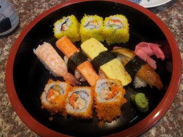 sushi, japan experiences