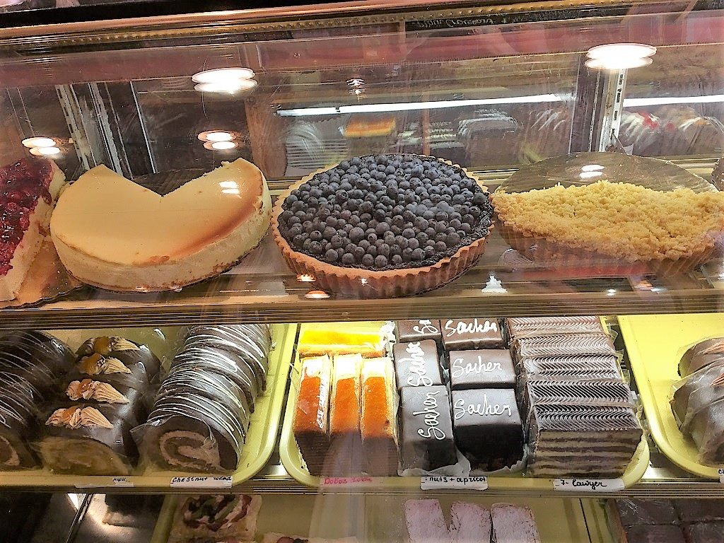 authentic ethnic restaurants in New York City offer Hungarian pastries