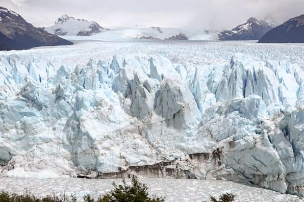 Perito Moreno from Buenos Aires to Patagonia
