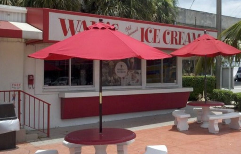 Walls Ice Cream - One of the Best Local Ice Cream Shops in Miami, Florida