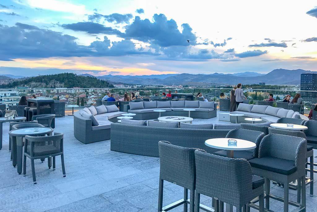 Rooftop Venues - Montenegro