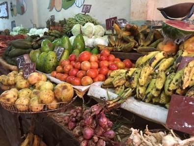 Fruit in a Market on the Cuba Cultural tour