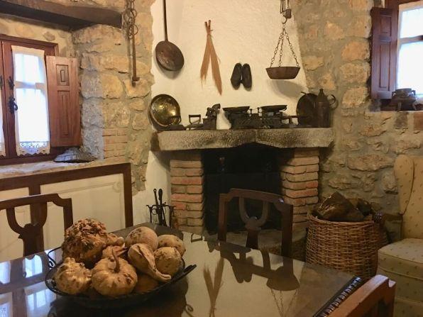 Asturian hearth