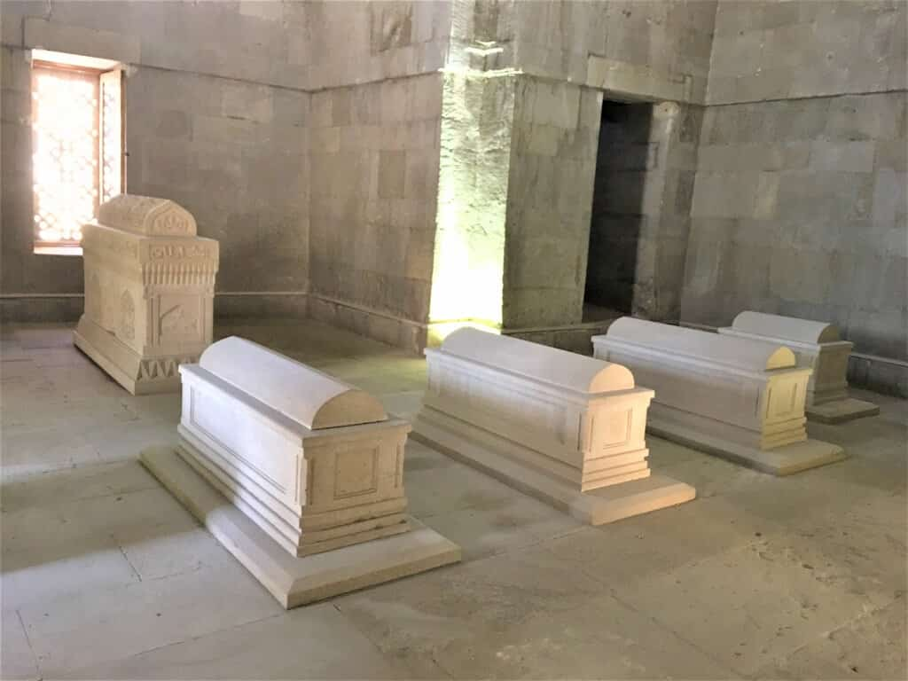 tombs of the Shirvanshahs