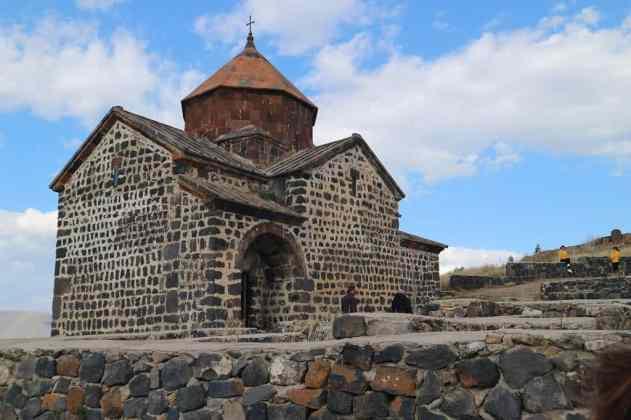Sevanavank Monastery, a must-visit place in Armenia