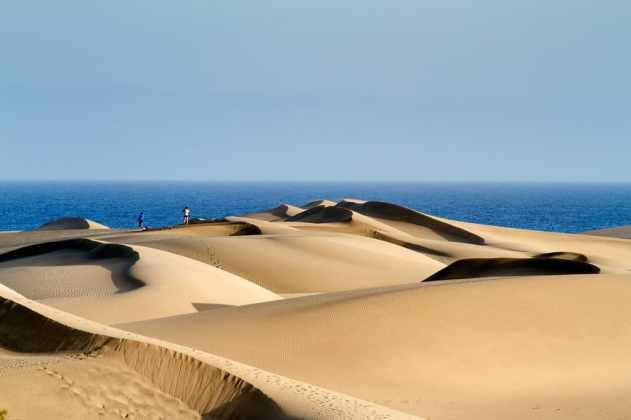 Maspalomas dunes. Things to do in Gran Canaria