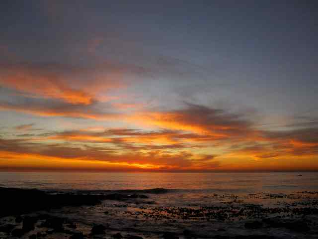 South Africa, Bantry Bay