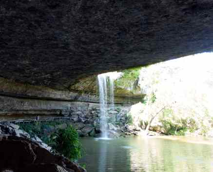 Hamilton Pool, Texas Hill Country, Lake Travis, Empty Nesters