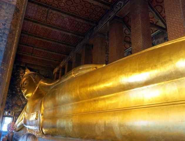 bk 14 wat pho recline buddha