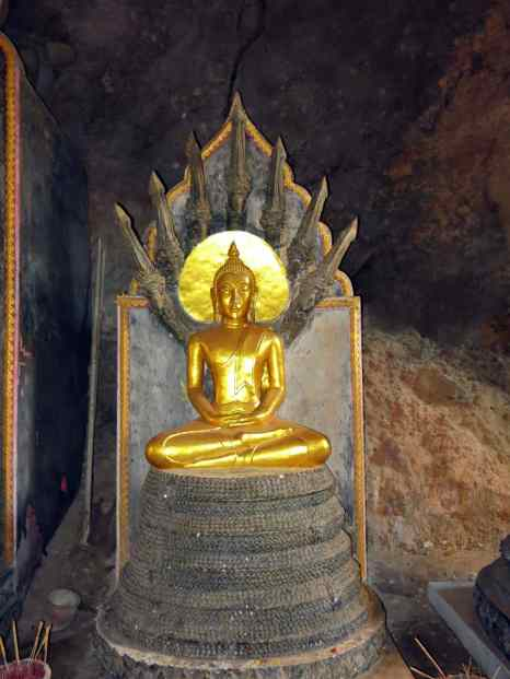 pn 14 buddha cave figure
