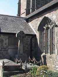 St Pol churchyard