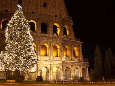 Christmas at the Collosseum