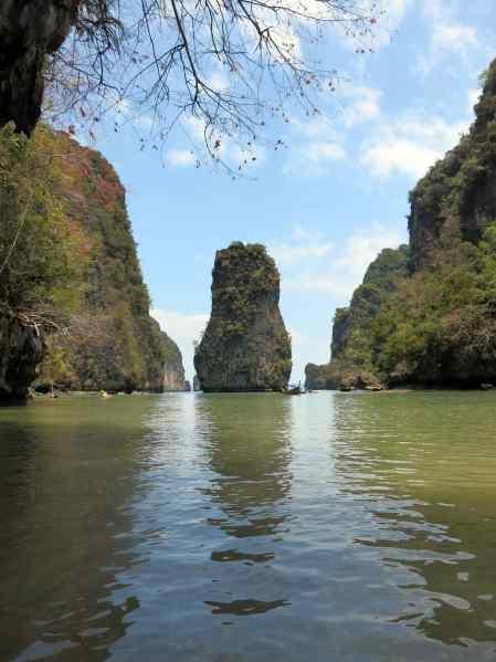 Phang Nga, James Bond Island.