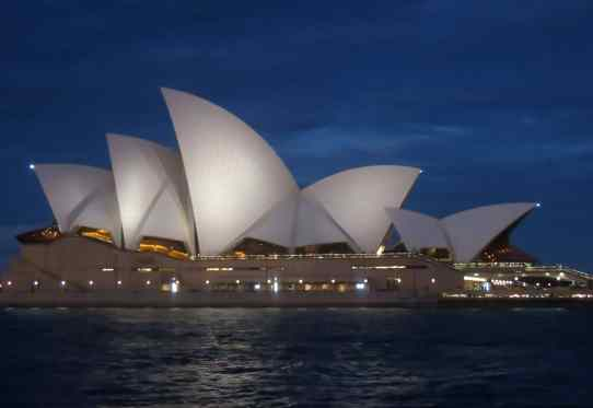 sydney, empty nest, opera house