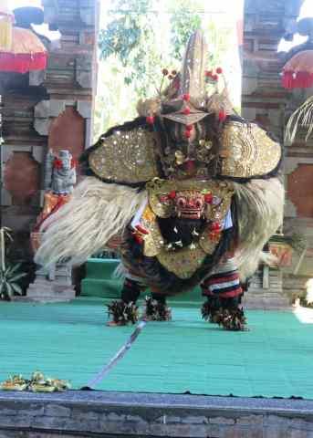 Barong, Rangda, Bali