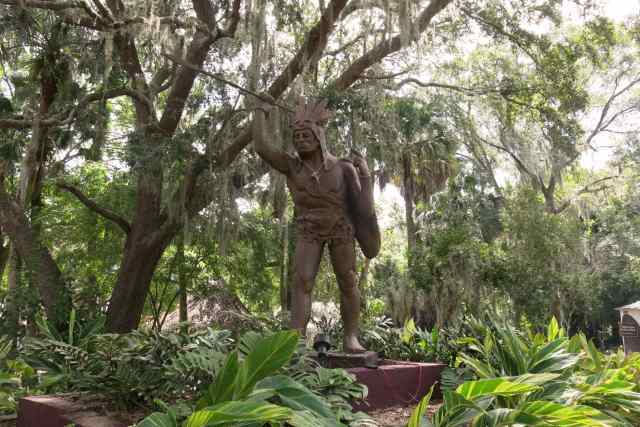 fountain of youth, st augustine, travels with tam