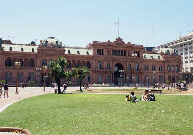 Buenos Aires, Argentina, touring Buenos Aires