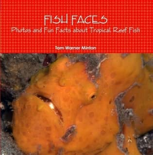 FISH FACES, book, tam warner minton, andrea marshall, queen of mantas