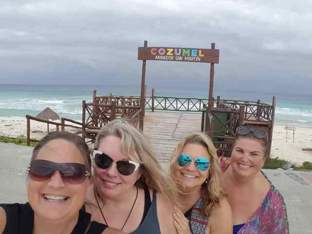 cozumel, photos, amazing, adventurous women, travel cozumel