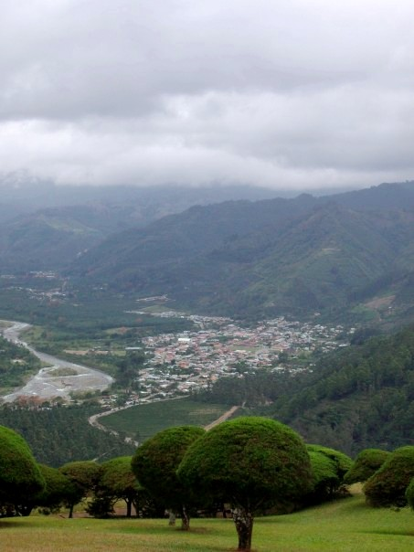 Orosi Valley, Cartago, Costa Rica