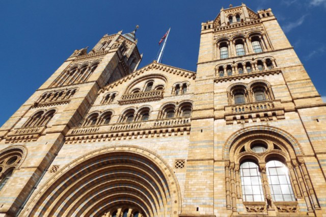 Natural History Museum Building