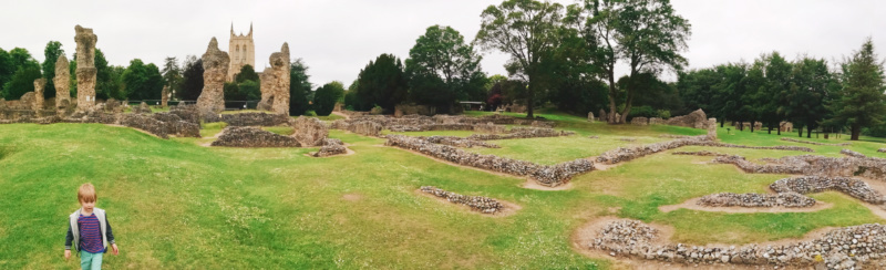 Bury St Edmunds – As a Tourist