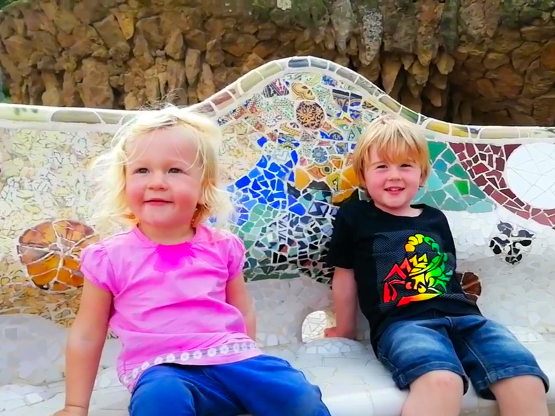 Park Güell with Kids – Tips for a Fun Visit