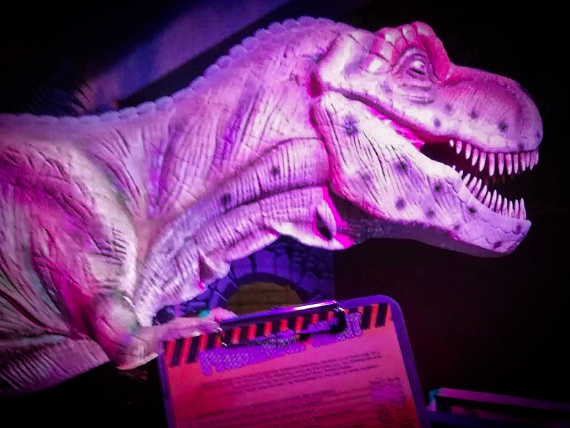 Jurassic Journey in Great Yarmouth