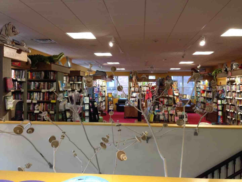 Northshire bookstore children's area