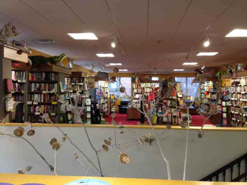 Northshire bookstore children's area