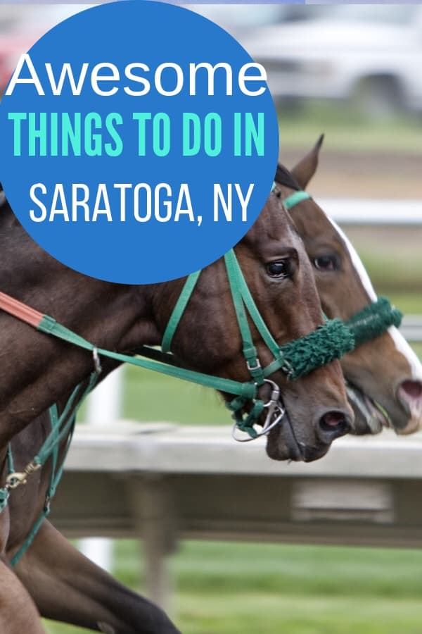Travels to Saratoga Springs, NY www.travelswiththecrew.com