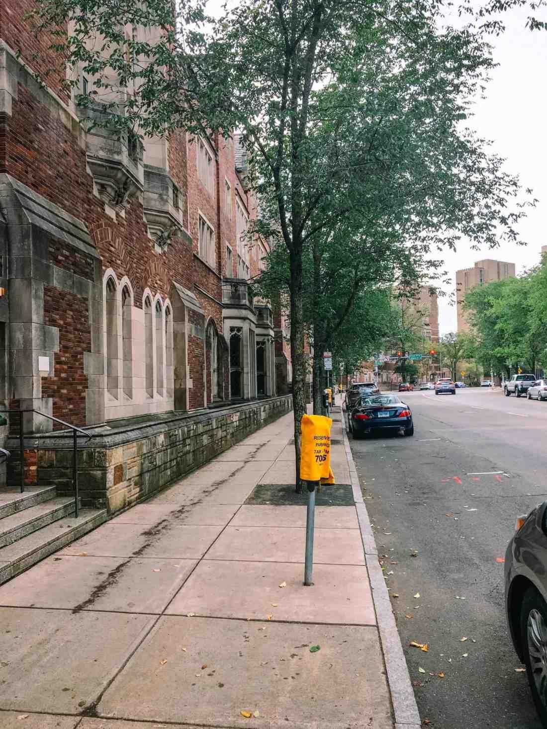 yale street