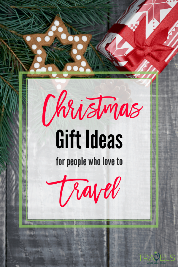 The Traveler's Christmas Wishlist
