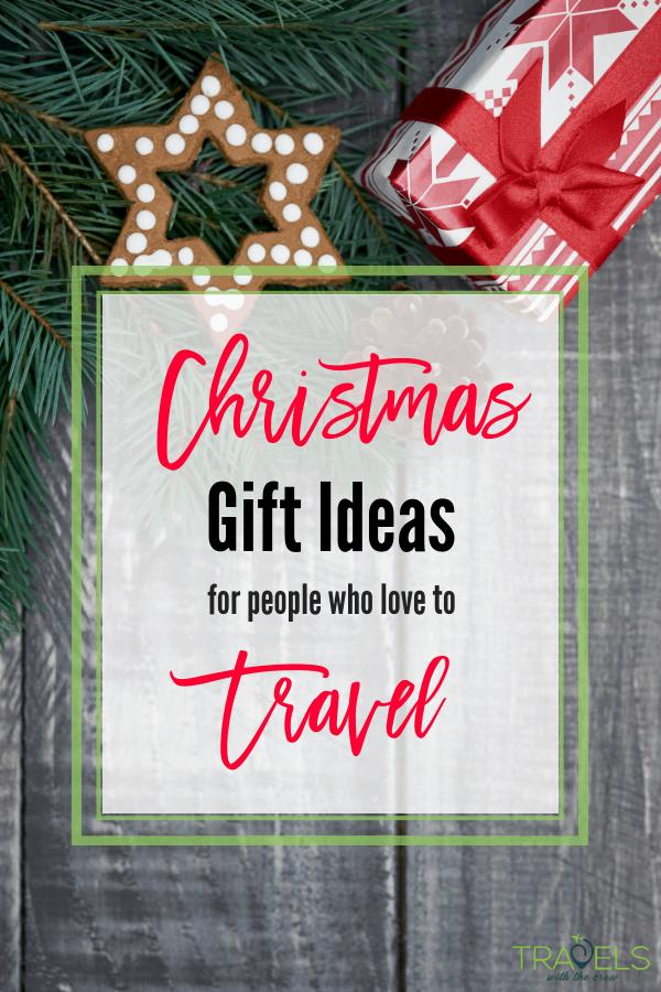 The Traveler's Christmas Wishlist