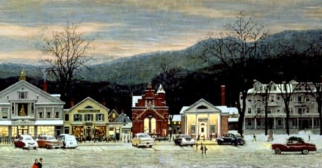 norman-rockwell-christmas-painting1