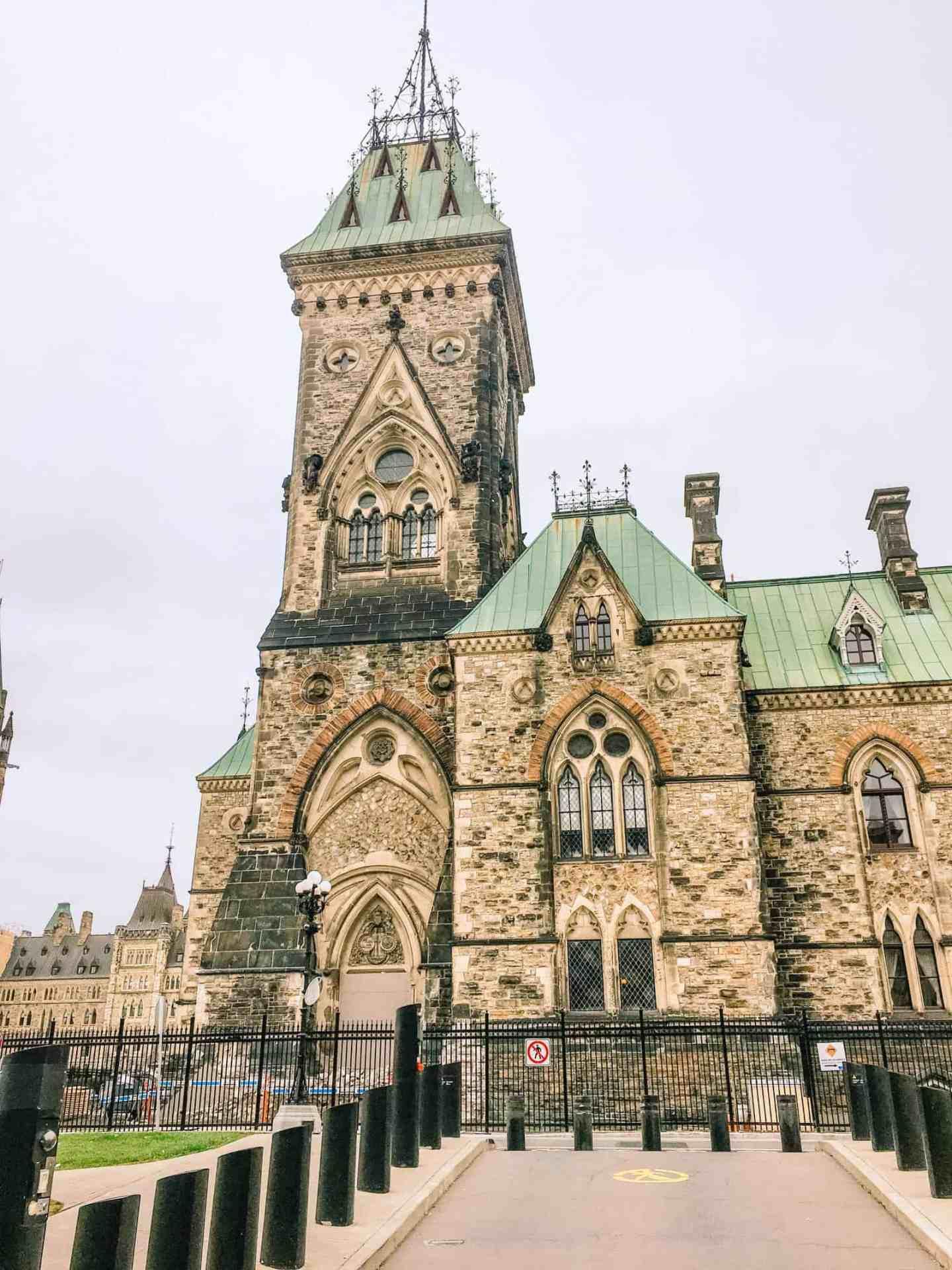 Why Ottawa? Why not?