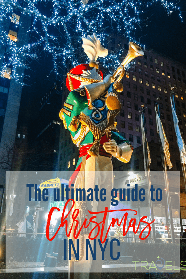 The ultimate guide to New York City at Christmas