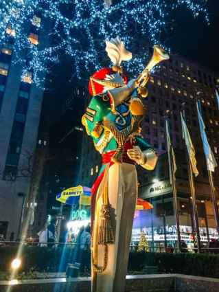 The Ultimate guide to New York City at Christmas with kids